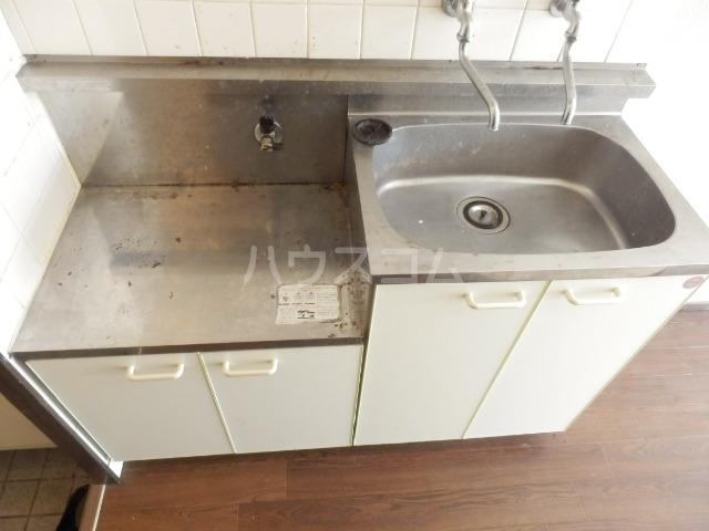 パークサイドヒルズ 301号室のキッチン