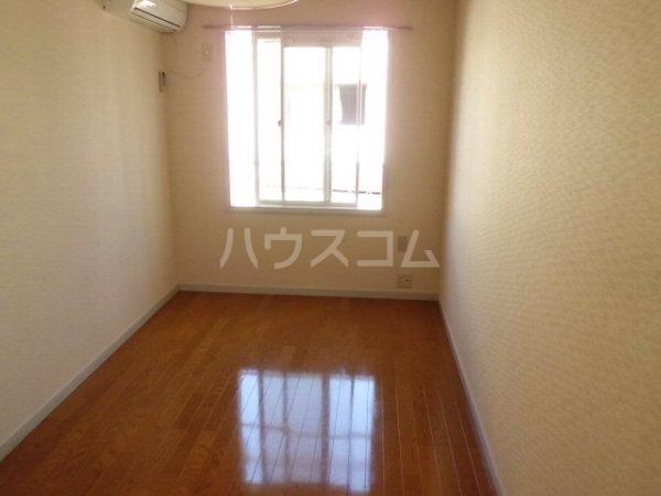 サマックス ブラウン 202号室の玄関