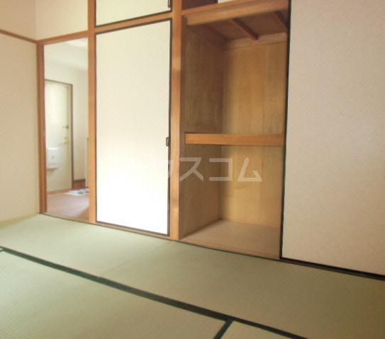 グレース犬山Ⅱ 103号室の収納