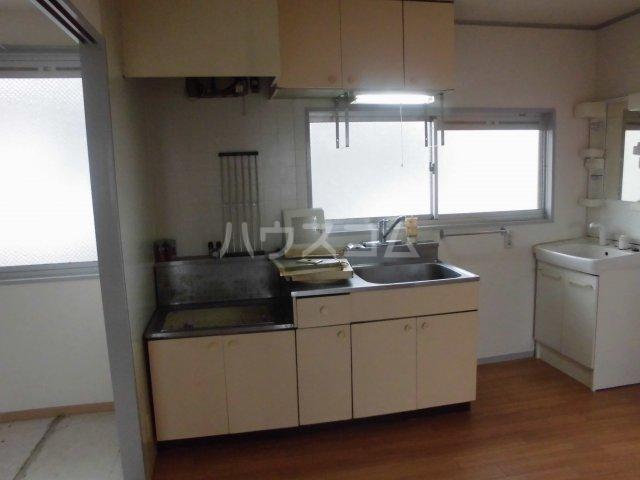 サンステアイナガキ 201号室のキッチン