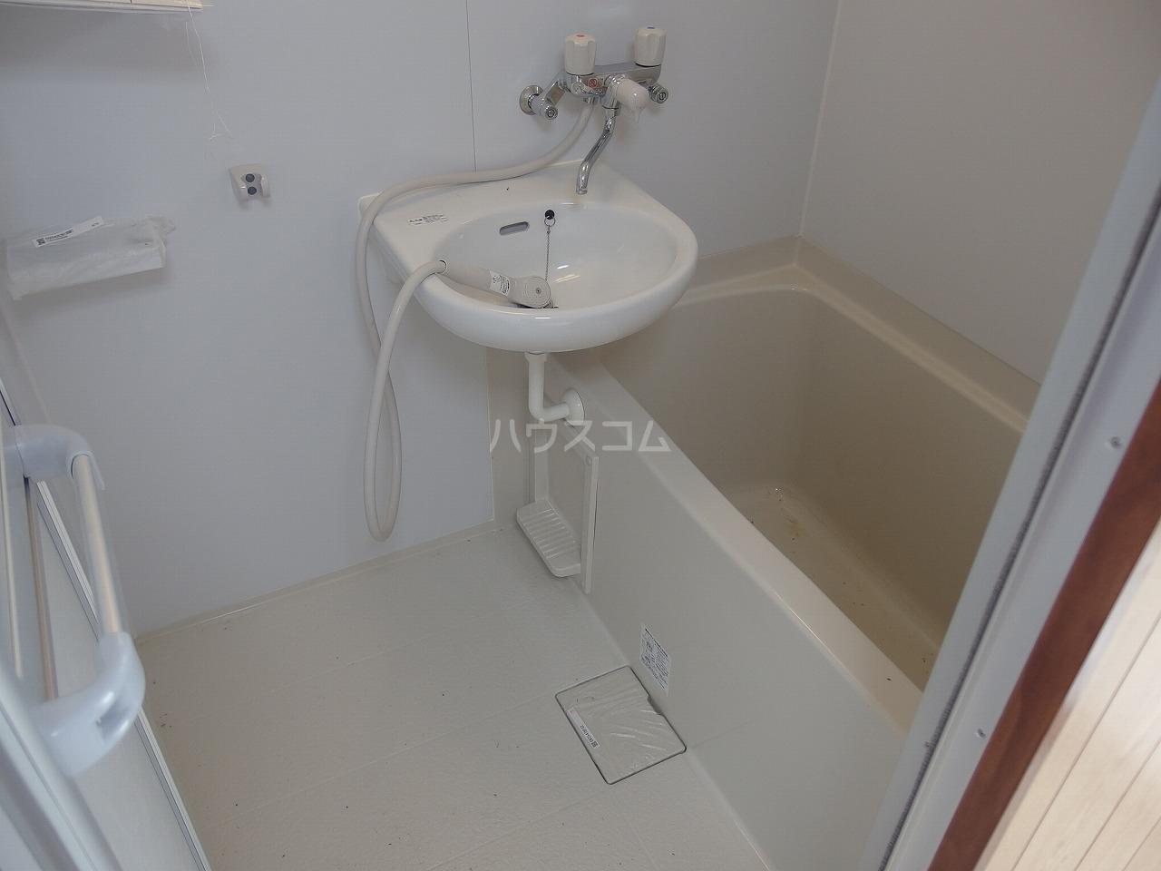 たちばな荘 202号室の風呂