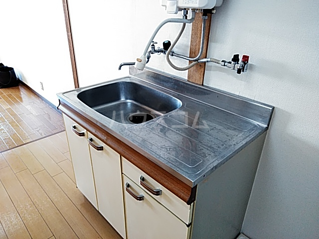 グリーンハイツ浅野 3E号室のキッチン