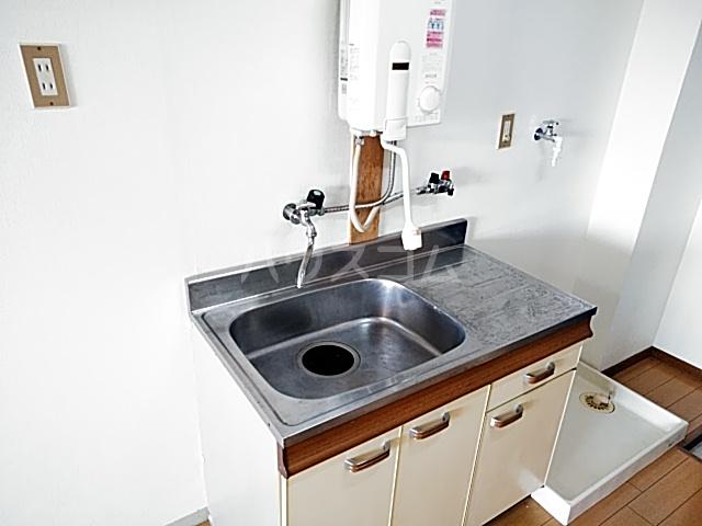 グリーンハイツ浅野 3A号室のキッチン