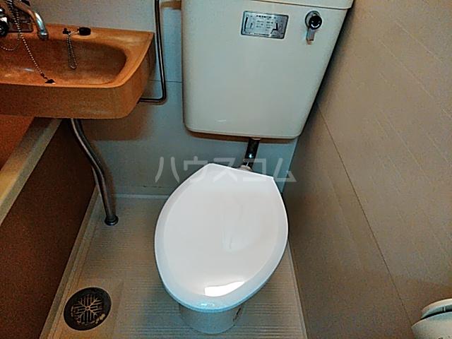グリーンハイツ浅野 3A号室のトイレ