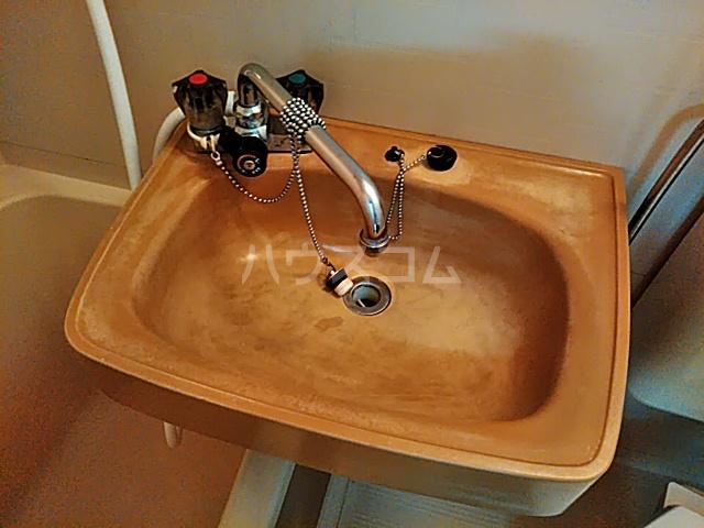 グリーンハイツ浅野 3A号室の洗面所