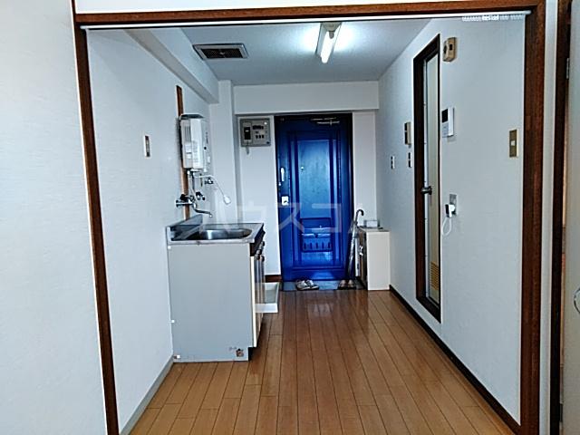 グリーンハイツ浅野 3A号室の玄関