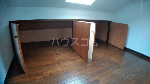 サウスハイム入曽 00201号室の収納