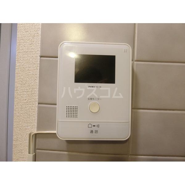 聖蹟桜ヶ丘ガーデンホーム 203号室のセキュリティ