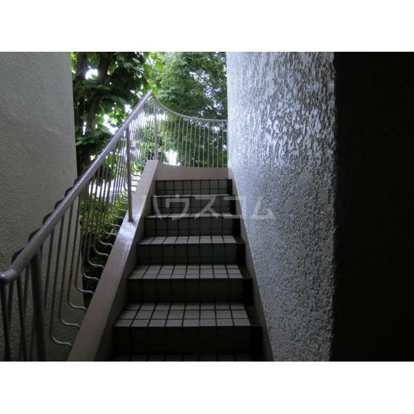聖蹟桜ヶ丘ガーデンホーム 203号室のその他共有
