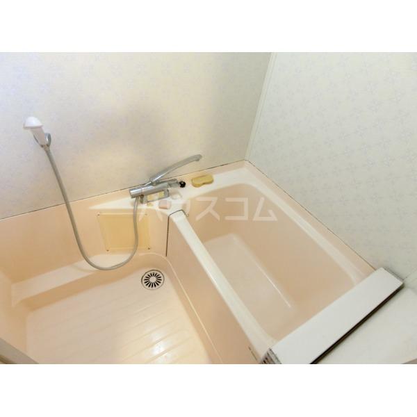 聖蹟桜ヶ丘ガーデンホーム 203号室の風呂