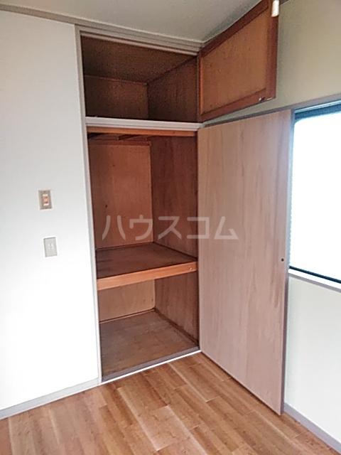 大豊マンション 206号室の収納