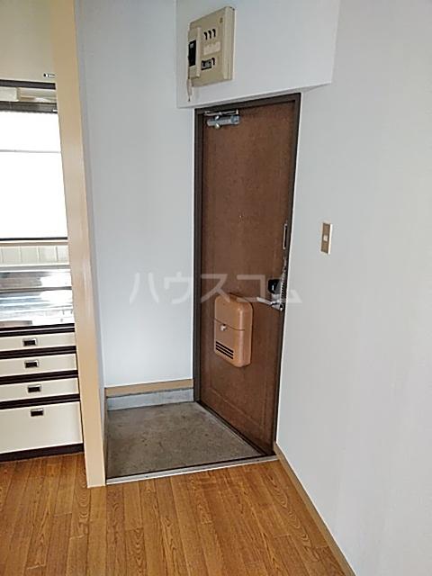 大豊マンション 103号室の玄関