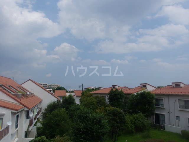 タウンハウス落合の景色