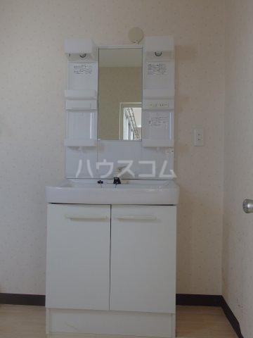 タウンハウス落合の洗面所