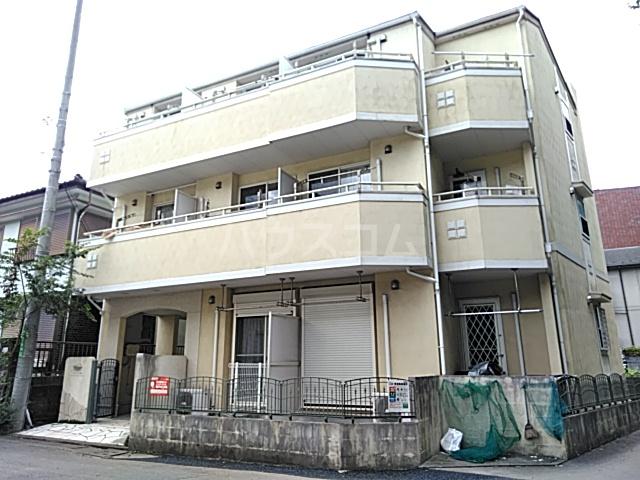 ファインコート橋本 302号室の外観