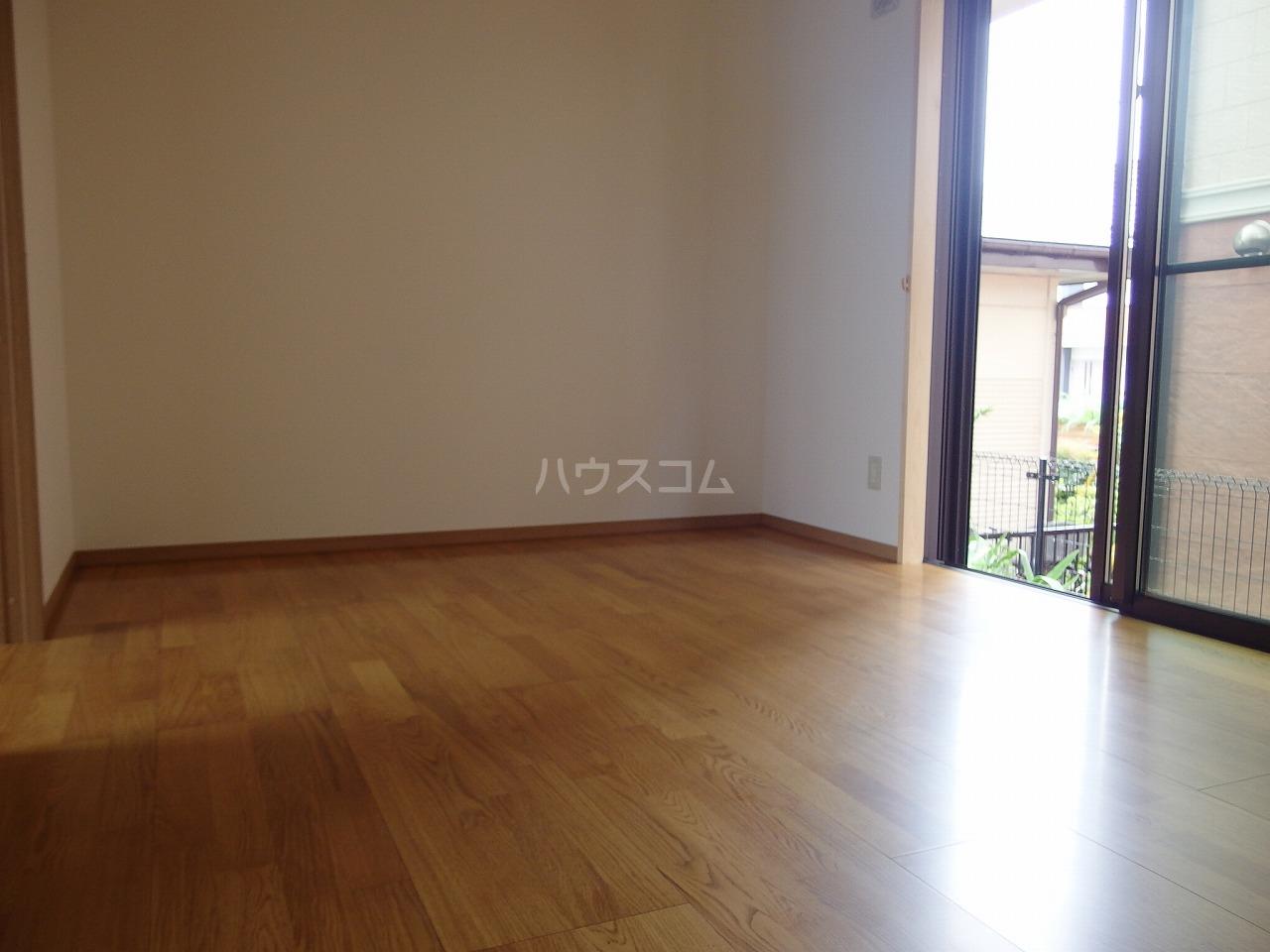 大成貸家の居室