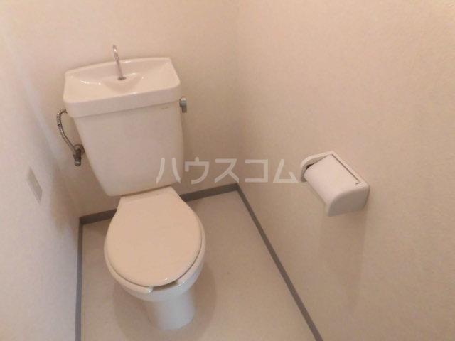 ハイツモリヤ 202号室のトイレ