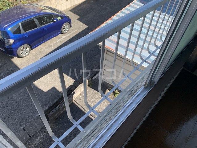 第2白王荘 201号室の居室