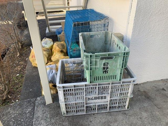 第2白王荘 201号室のセキュリティ