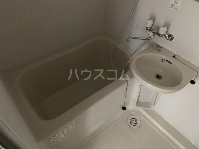 第2白王荘 201号室のキッチン