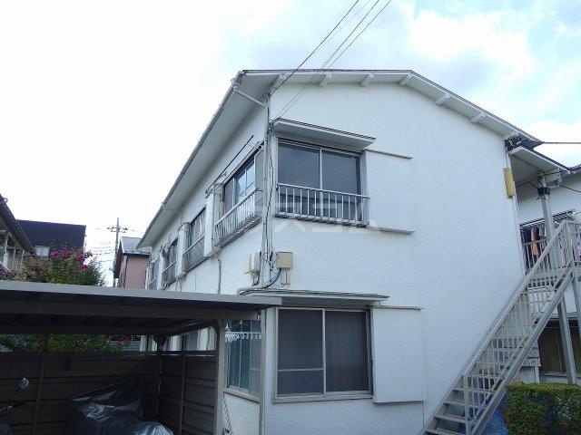 第2白王荘 201号室の外観