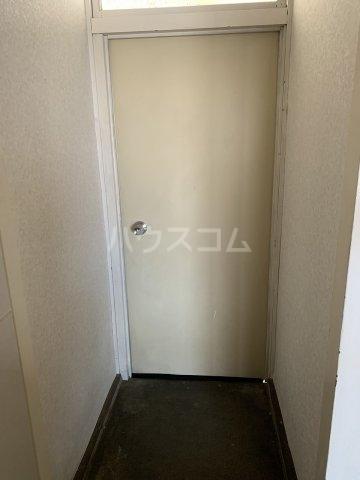 第2白王荘 201号室の収納