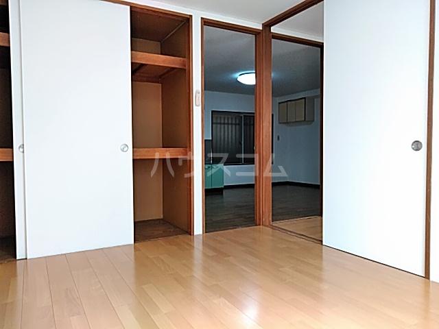柿澤ビル 202号室の収納