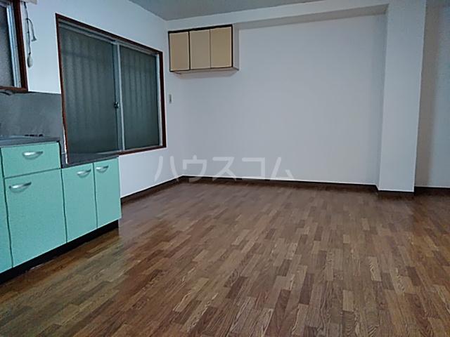 柿澤ビル 202号室のキッチン