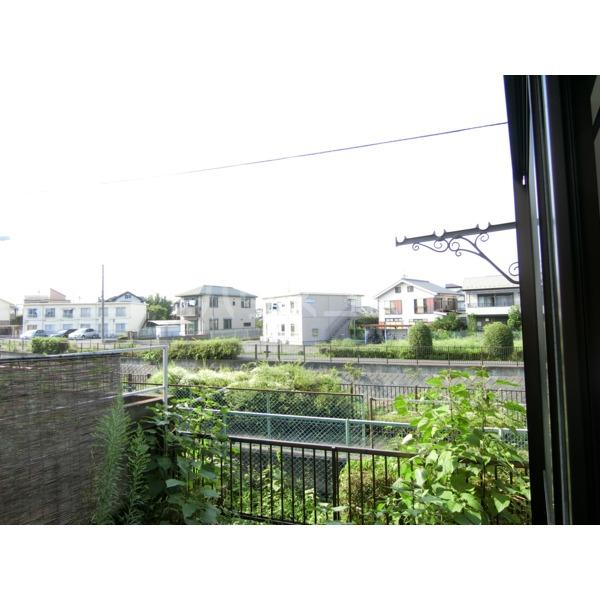 ベルハイツ 105号室の景色