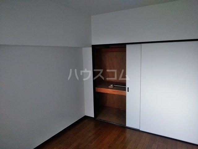 MTGビル 205号室の収納