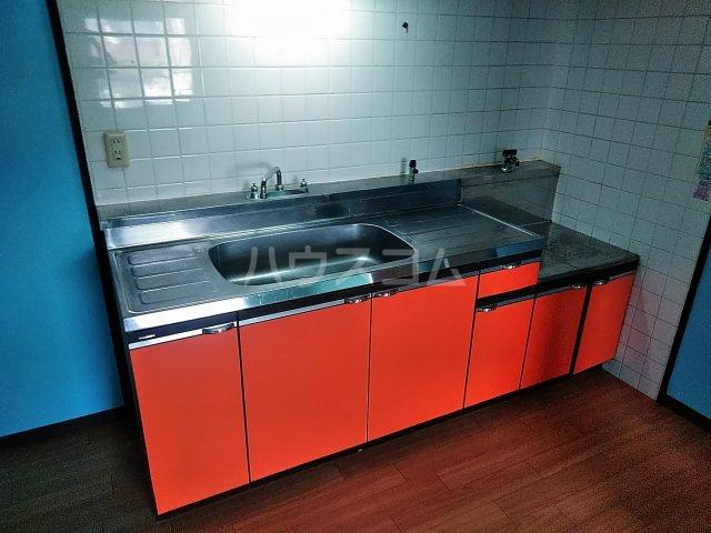 MTGビル 205号室のキッチン