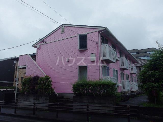 横倉ハイツ 203号室の外観