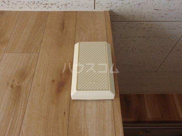 横倉ハイツ 203号室の居室