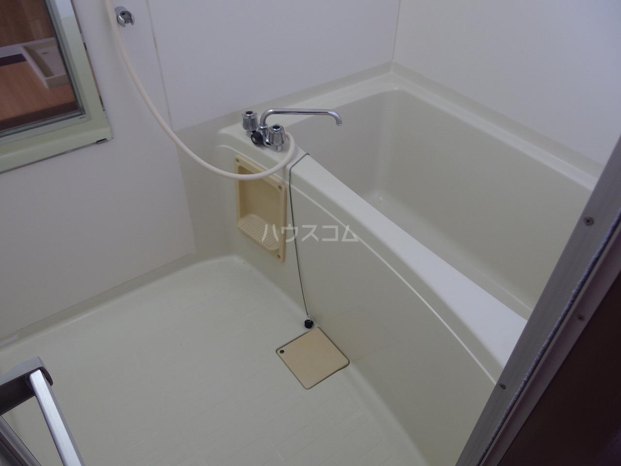 横倉ハイツ 203号室の風呂