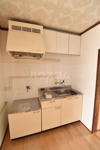 コーポひろせ 00202号室のキッチン