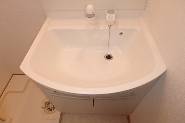 センキ2の洗面所