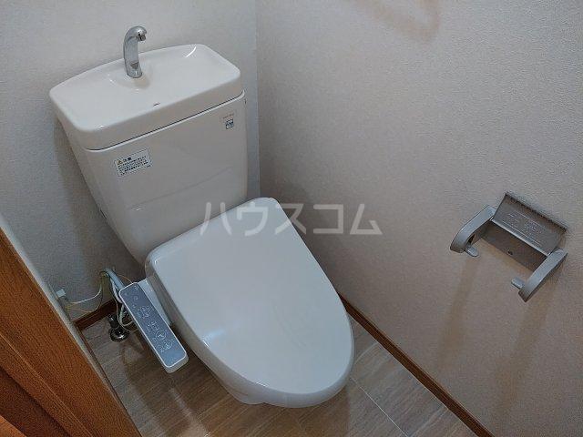 ラ マカレーナのトイレ