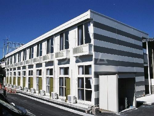 レオパレスハーモニー高石 210号室の外観