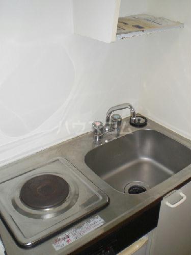 レオパレス白山第6 206号室の設備