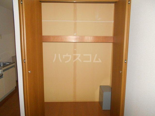 第3宮田ビル 203号室の収納
