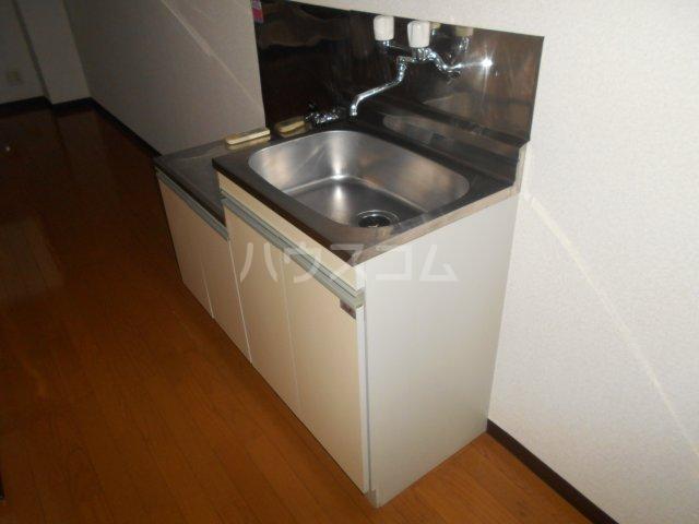 第3宮田ビル 203号室のキッチン