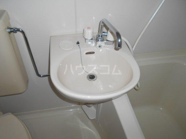 第3宮田ビル 203号室の洗面所