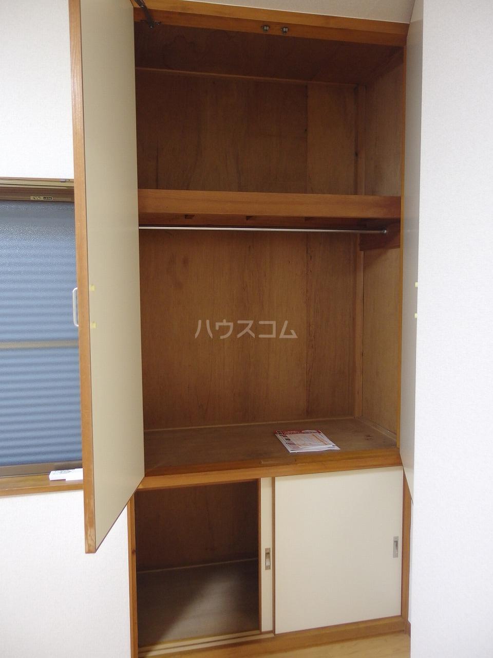 サウザンドヴィレッジ桜ヶ丘 101号室の収納