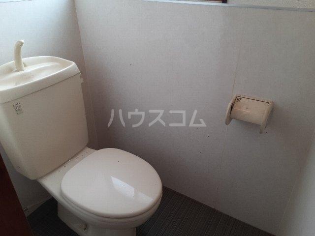 コーポカトウ 201号室のトイレ