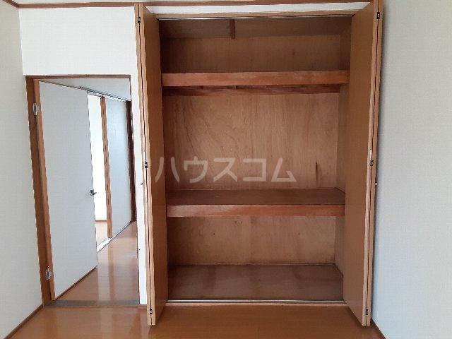 コーポカトウ 201号室の収納