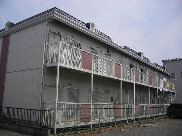 サンシティ赤坂C 201号室の外観