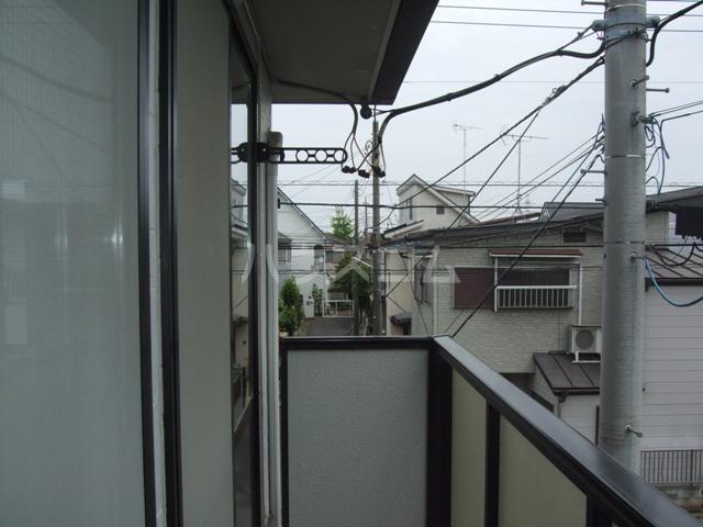 パナポートⅠ 201号室の景色