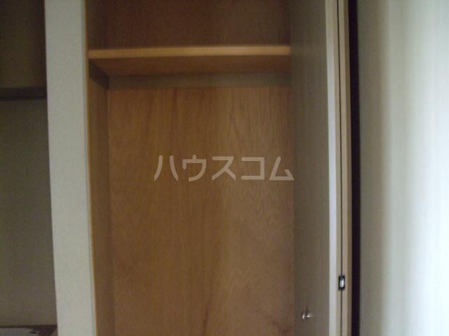 パナポートⅠ 201号室の収納