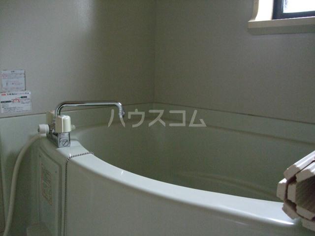 パナポートⅠ 201号室の風呂