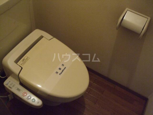 パナポートⅠ 201号室のトイレ
